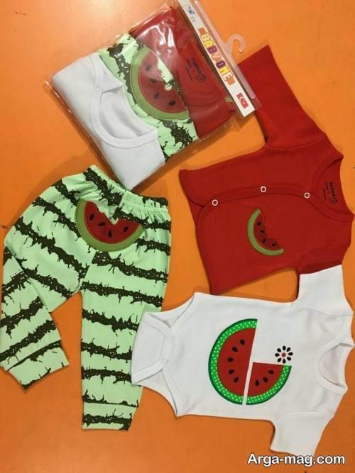 لباس کودک برای شب یلدا