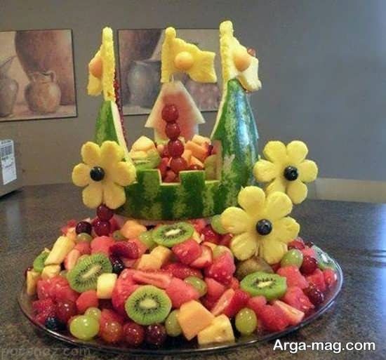 تزئینات میوه یلدا