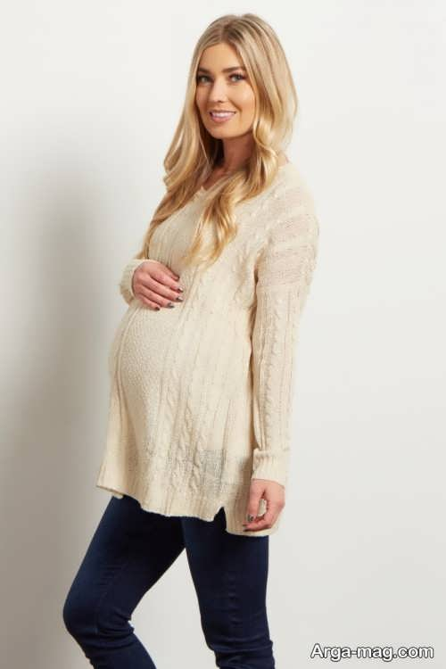 مدل لباس بافت بارداری