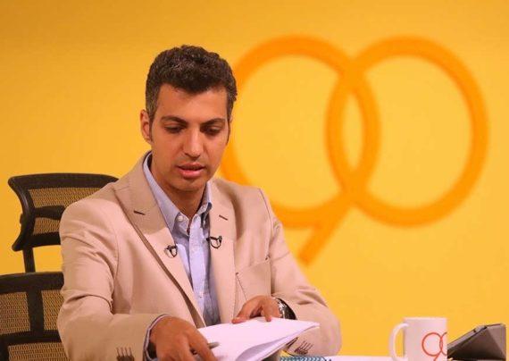 عادل فردوسی پور مجری محبوب و بینظیر در اجرا در برنامه های ورزشی