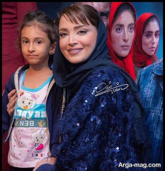 حضور بهنوش طباطبایی در مراسم اکران فیلم سینمایی ماجرای نیمروز2: رد خون