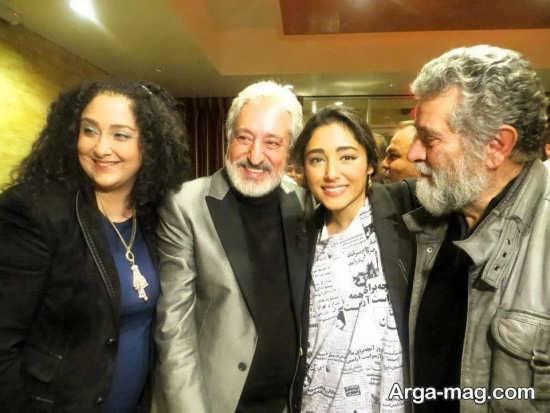 زندگینامه و تصاویر ابراهیم حامدی