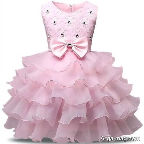 مدل لباس دخترانه برای جشن دندانی