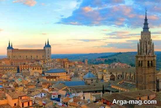 دیدنی های اسپانیا برای گردشگران