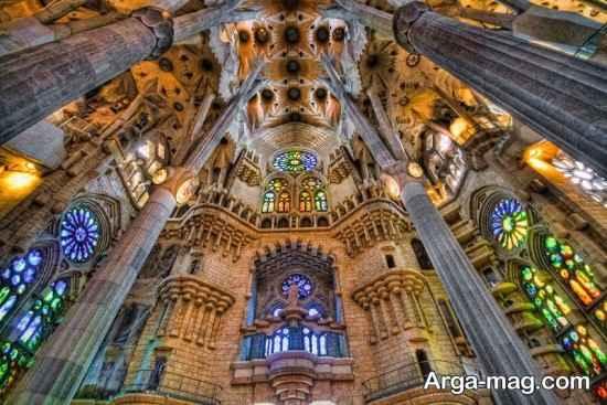 دیدنی های تاریخی اسپانیا