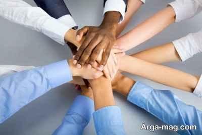تاثیر کار گروهی در موفقیت