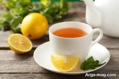 مصرف دمنوش به لیمو برای کاهش وزن