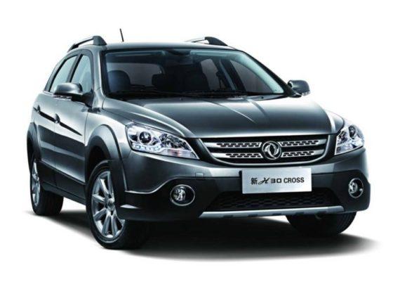 بررسی خودرو H30 کراس و مشخصات فنی آن