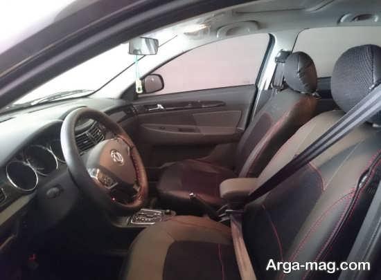بررسی خودرو H30 کراس و ویژگی های داخلی آن