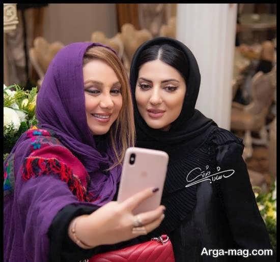 حضور بهنوش بختیاری بازیگر ایرانی در مراسم سپاس تهیه کنندگان سینما