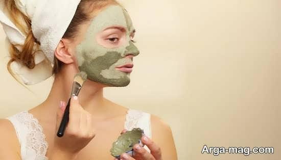 مزایای استفاده از ماسک های گیاهی برای پوست چرب