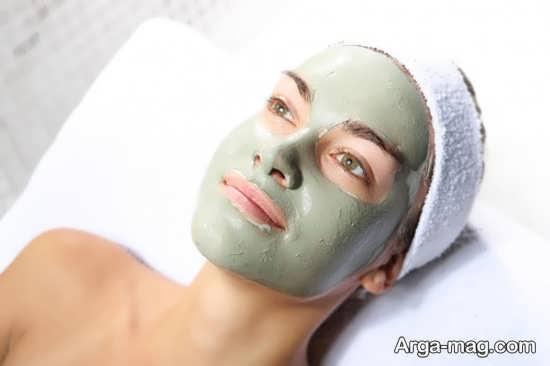 ماسک برای پوست چرب با استفاده از کاهو روغن زیتون