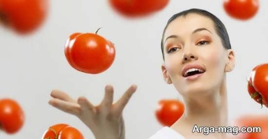 ماسک گیاهی برای پوست چرب