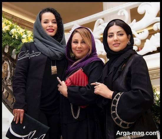 حضور ملیکا شریفی نیا در مراسم سپاس تهیه کنندگان سینما