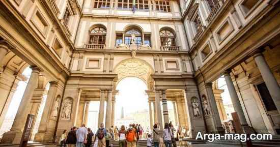 موزه تاریخی اوفیزی فلورانس