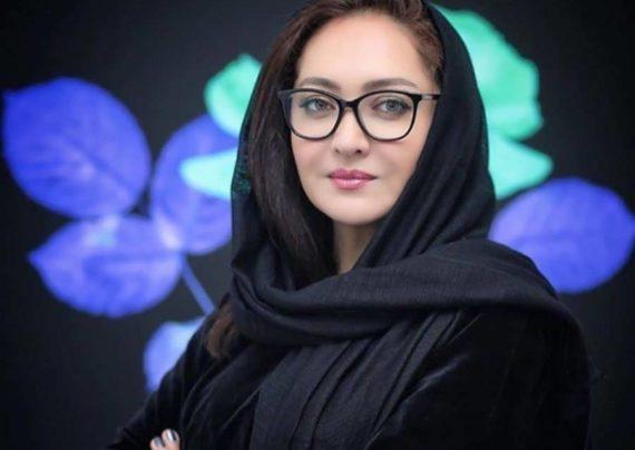 نیکی کریمی بازیگر با سابقه و معروف سینمای ایران