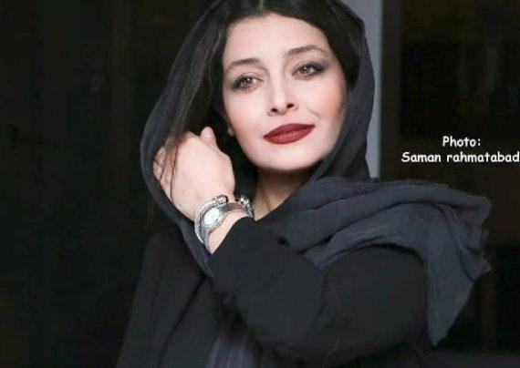 ساره بیات بازیگر با استعداد و توانای سینما و تلویزیون
