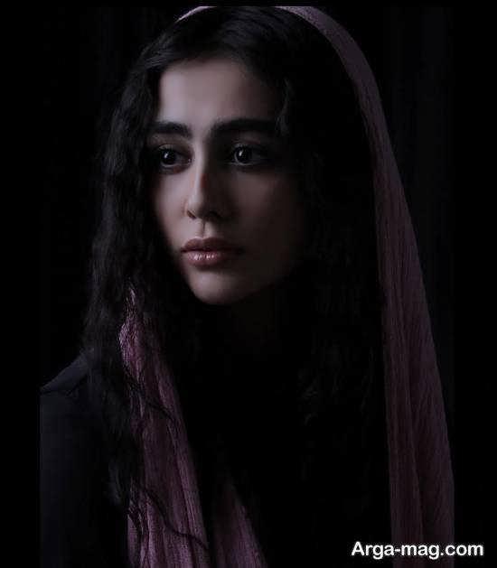 تصاویر ستاره حسینی در نقش ماه بانو در سریال «گیله وا»