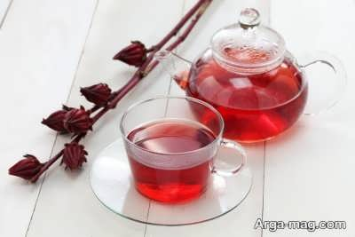 دمنوش چای ترش، مناسب کاهش وزن
