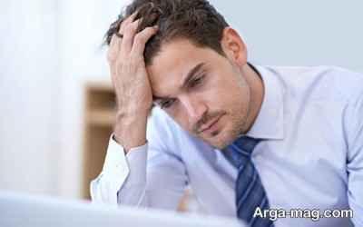 مشکلات استرس را کنترل کنید