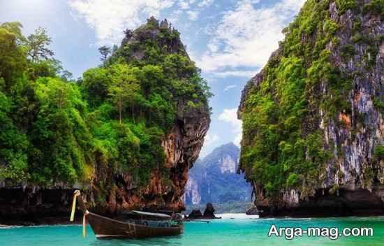 آشنایی با دیدنی های تایلند