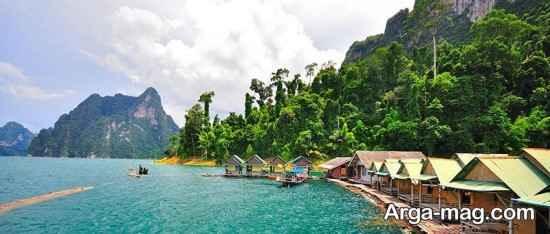 دیدنی های آبی تایلند