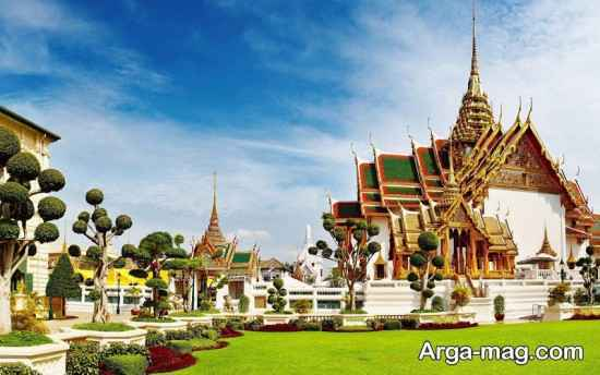 معبد تایلند