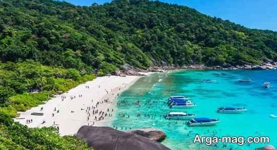 آب های تایلند