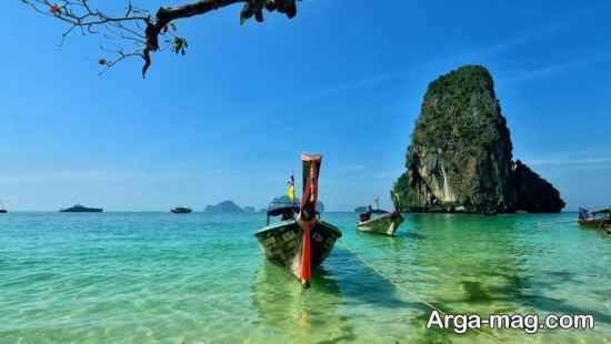 مناطق بکر تایلند