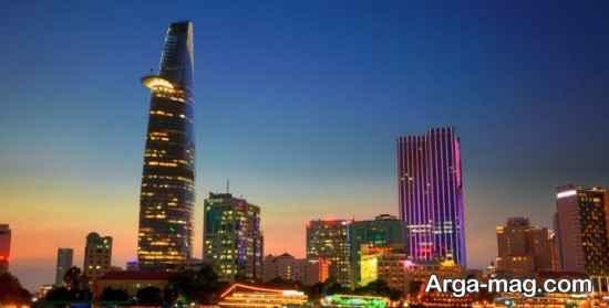 برج های ویتنام