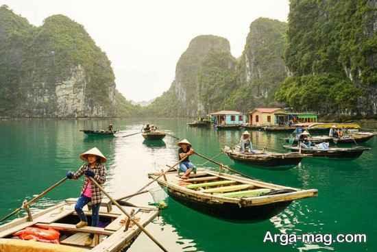 مکان های دیدنی معروف ویتنام
