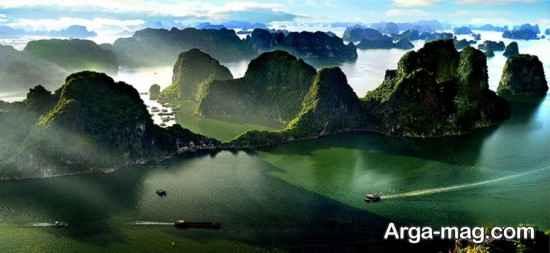 نمای دیدنی ویتنام