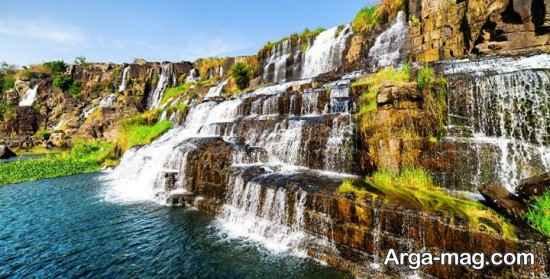 آبشار ویتنام