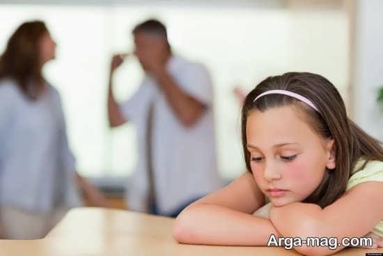 رفتار همسر ایراد گیر بر فرزندان