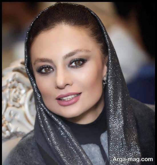 یکتا ناصر به همراه همسرش در مراسم سپاس از تهیه کنندگان سینما