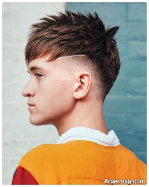 مدل کوتاهی مو پسرانه