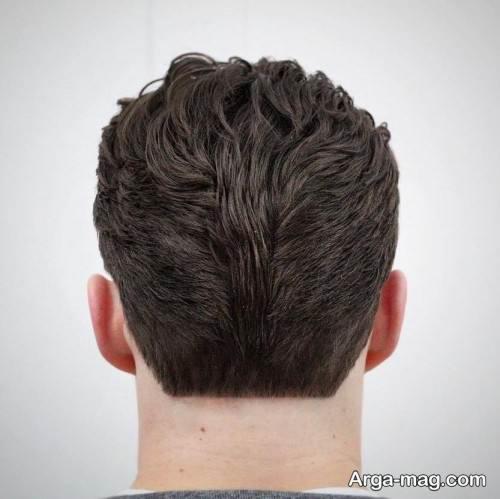 مدل موی کوتاه پسرانه