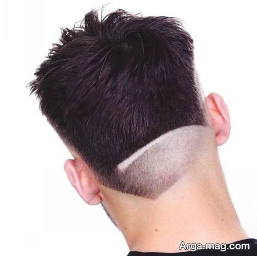 مدل موی خاص پسرانه