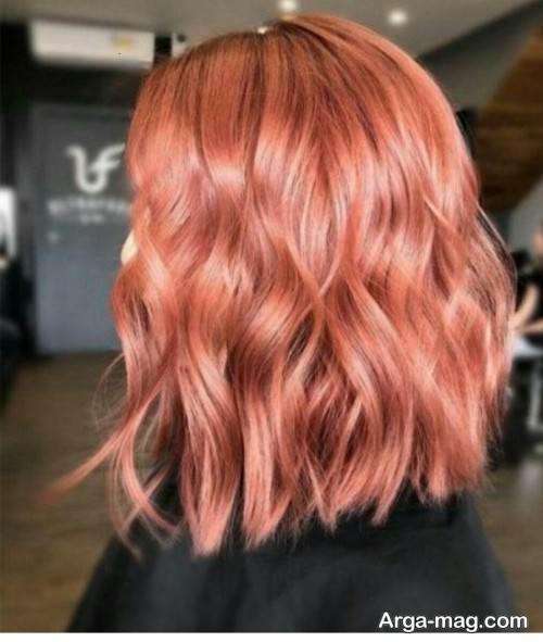 رنگ موی پیازی 2020