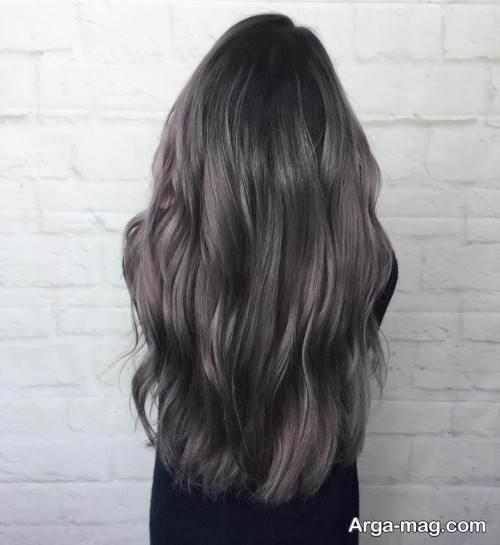 رنگ مو خاکی
