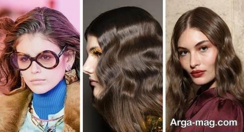 رنگ موی 2020 زنانه و دخترانه
