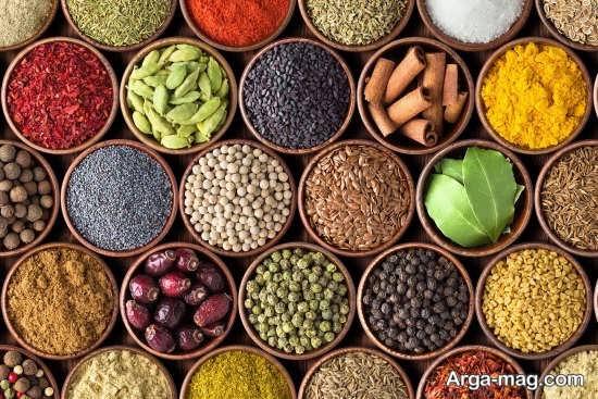 درمان افسردگی با مصرف ادویه و سبزیجات معطر
