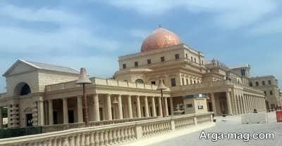 آشنایی با جاهای دیدنی قطر