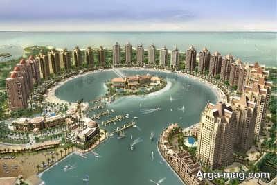 بررسی مکان ها و جاهای دیدنی قطر