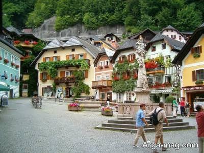 مکان ها و دیدنی های اتریش