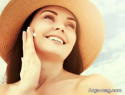 پیشگیری از آفتاب سوختگی با روش های ساده