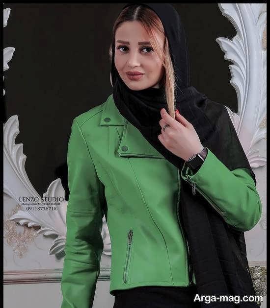 تصاویر جالب آیدا نوری بازیگر سریال حکایت های کمال