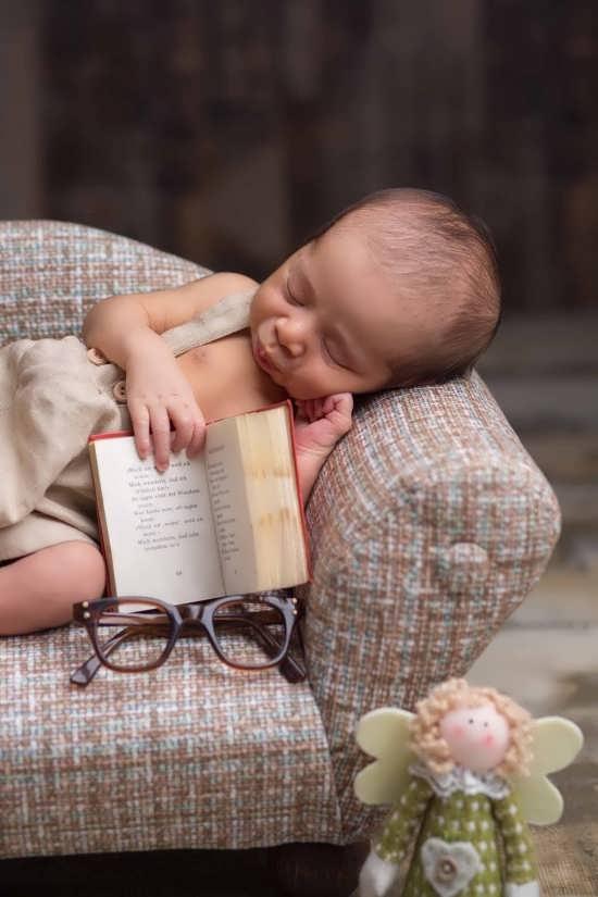 گالری ناز عکس پروفایل نوزاد دختر