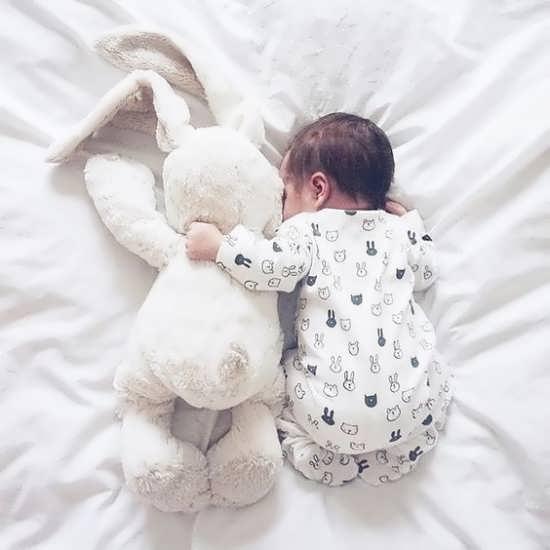تصویر خاص و لاکچری نوزاد دختر