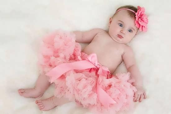 تصویر نوزاد زیبا و فانتزی